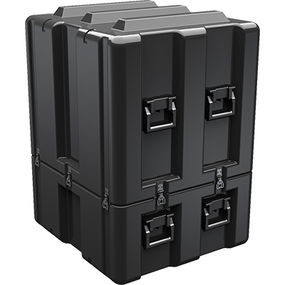 pelican al2624 1224 single lid case