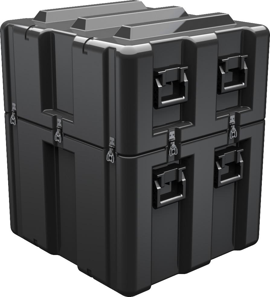 pelican al2624 1824 single lid case