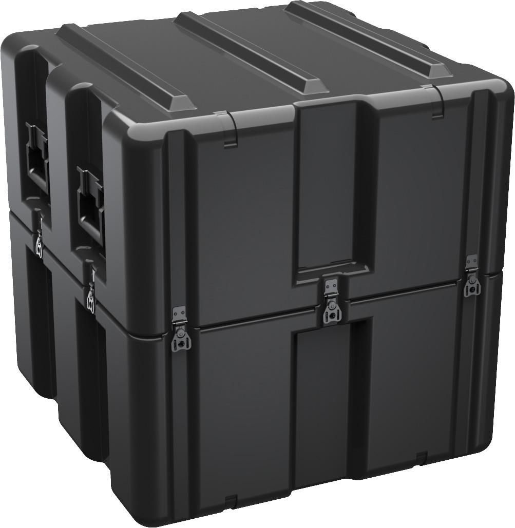 pelican al2727 1414 single lid case