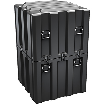 pelican al3434 2828 single lid case