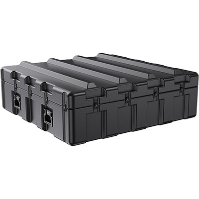 pelican single lid cases shipping containers