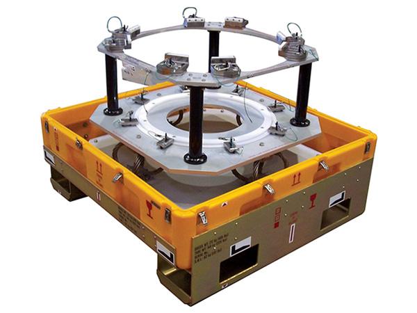 Pelican advanced custom case suspension system