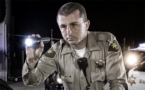 peli police custom flashlights nypd flashlight