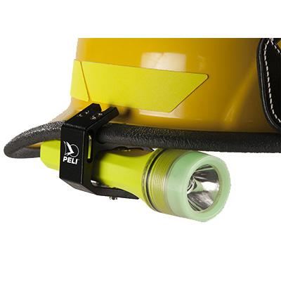 peli 3325z0 helmet light blackjack clip