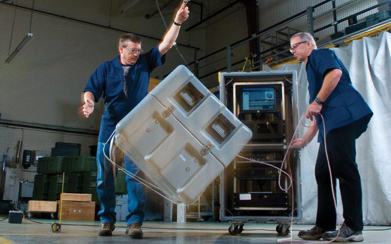 pelican medical case testing manufacturing