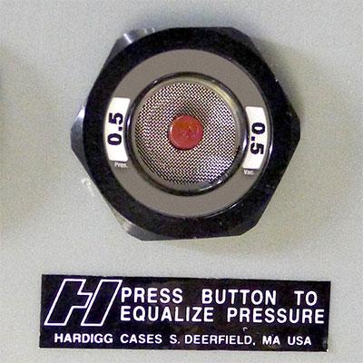 pelican rack mount pressure relief valve