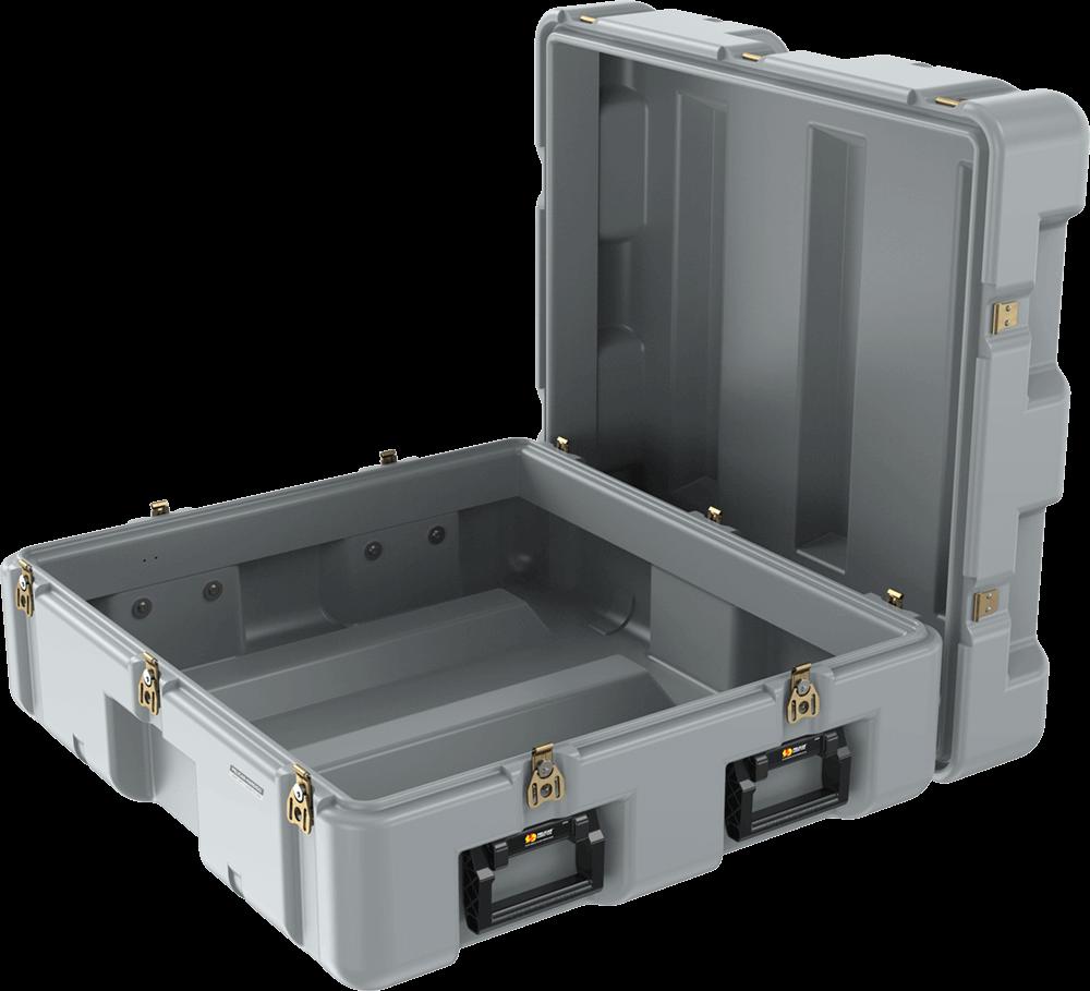 pelican single lid light lift case